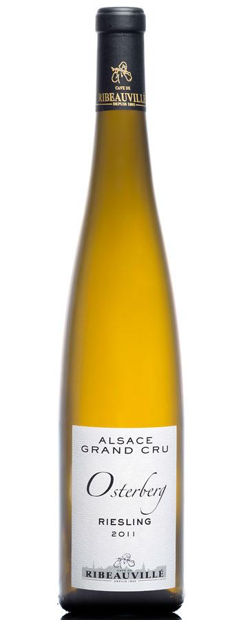 Riesling Grand Cru Osterberg Weinflasche