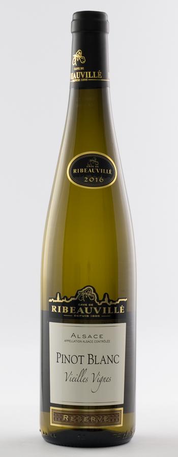 Pinot Blanc Vieilles Vignes Weinflasche