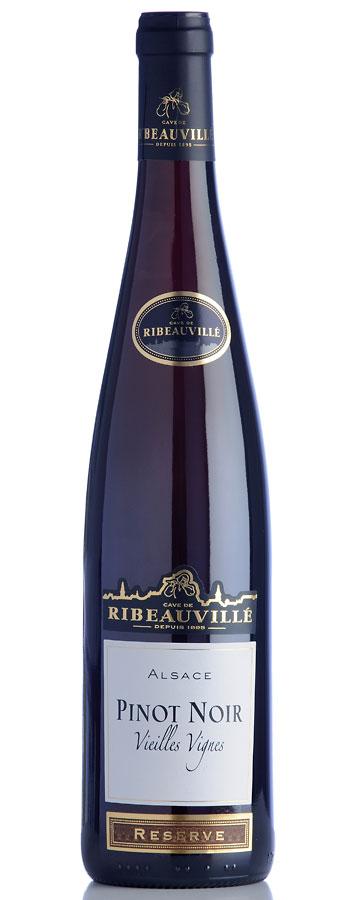 Pinot Noir Réserve Vieilles Vignes Weinflasche