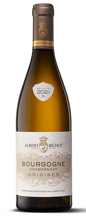 """Bourgogne Chardonnay """"Vieilles Vignes"""" Weinflasche"""