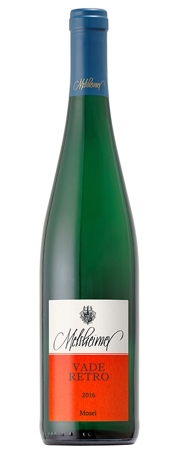 Vade Retro Riesling Weinflasche