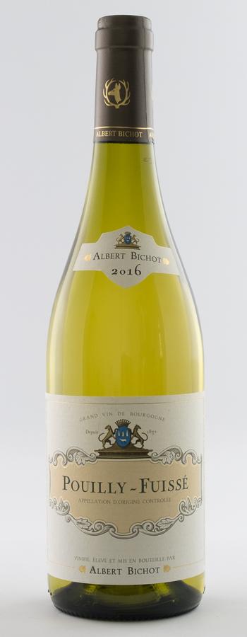 Pouilly-Fuissé AOC Weinflasche