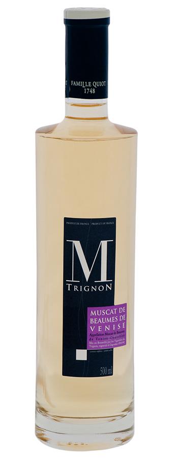 Muscat de Beaume de Venise Weinflasche