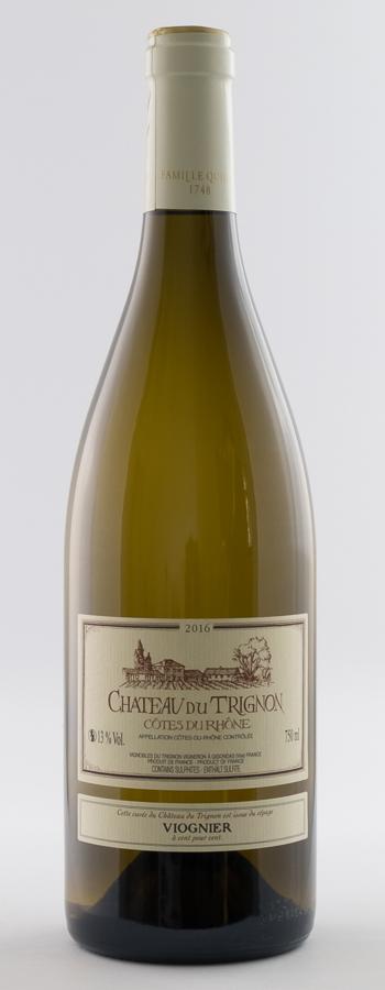 Viognier Weinflasche