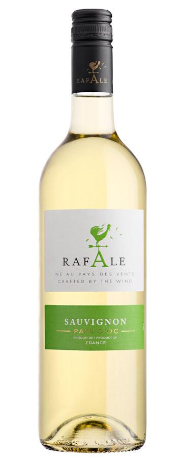 Sauvignon Blanc Rafale Weinflasche