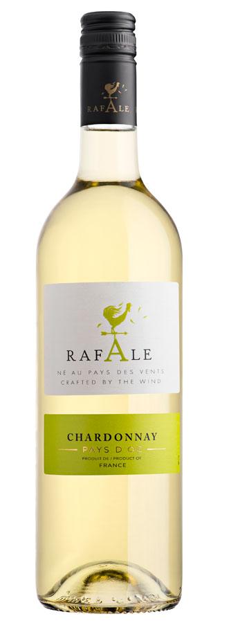 Chardonnay IGP Rafale Weinflasche