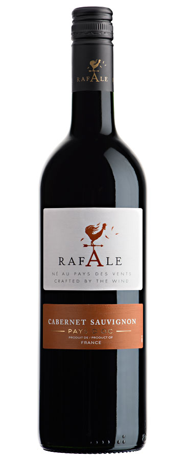 Cabernet Sauvignon Rafale Weinflasche