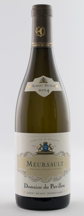 Meursault Weinflasche