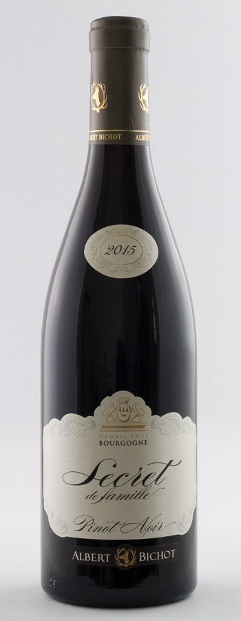 """Pinot Noir """"Secret de Famille"""" Weinflasche"""