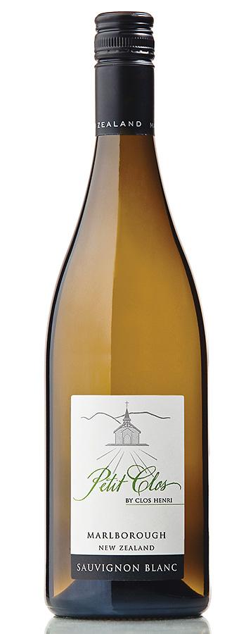 Petit Clos Sauvignon blanc Weinflasche