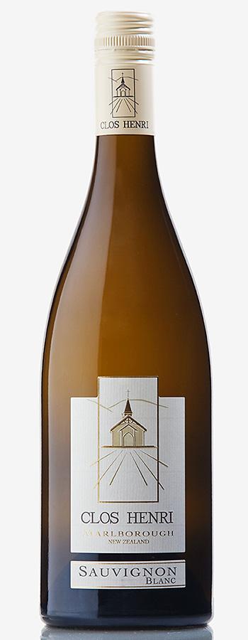 Clos Henri Sauvignon blanc Weinflasche