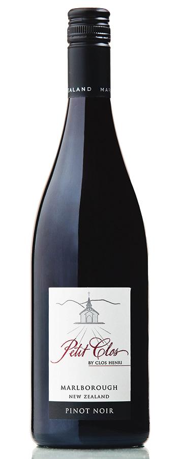 Petit Clos Pinot Noir Weinflasche