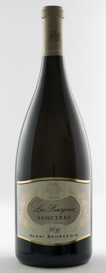 Sancerre La Bourgeoise Weinflasche