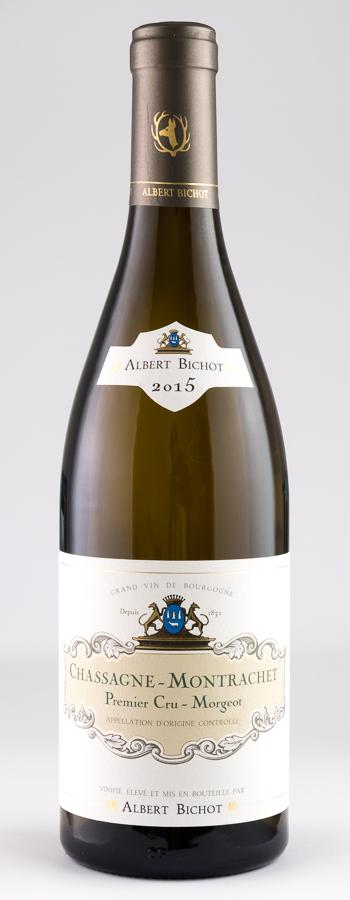 Chassagne-Montrachet Premier Cru Weinflasche