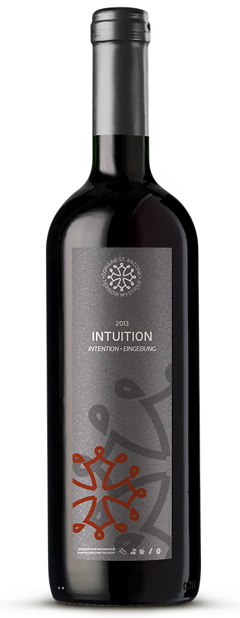 Cuvée Intuition Weinflasche