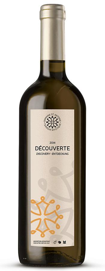 Cuvée Découverte - Viognier Weinflasche