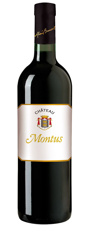 Château Montus Weinflasche