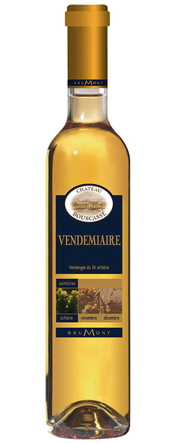 Vendémiaire Pacherencs du Vic Bilh Weinflasche