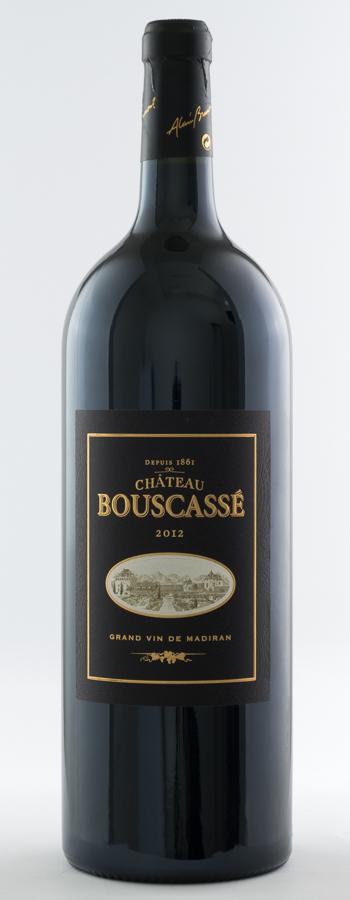 Château Bouscassé Weinflasche