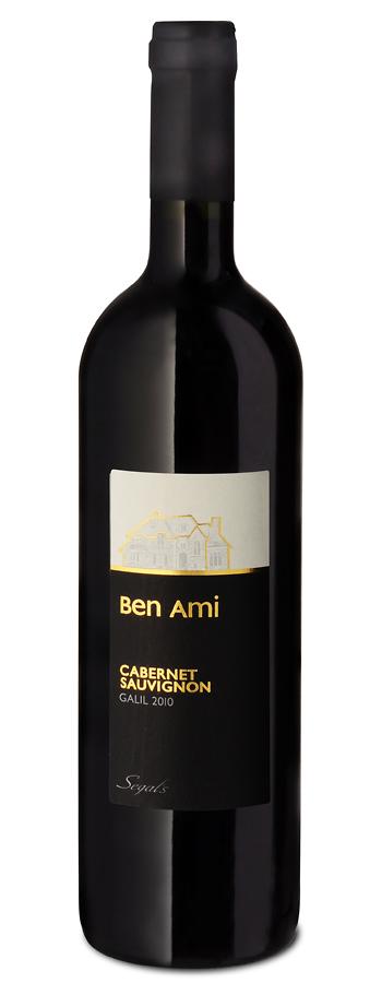 """Segal Ben Ami """"mewuschal"""" Cabernet Weinflasche"""
