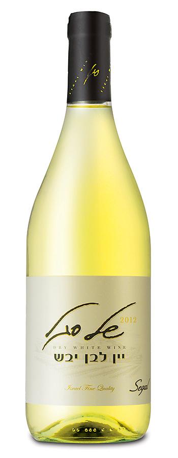 Segal Ragil - Dry White Weinflasche