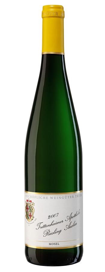 Trittenheimer Apotheke Weinflasche