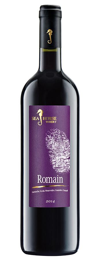 Romain Weinflasche