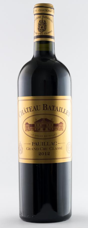 Château Batailley Weinflasche