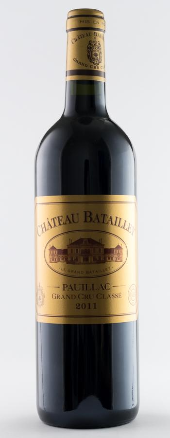 Pauillac Grand Cru Classé Weinflasche
