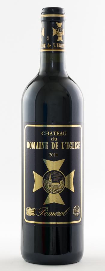 Château du Domaine de l´Eglise Weinflasche