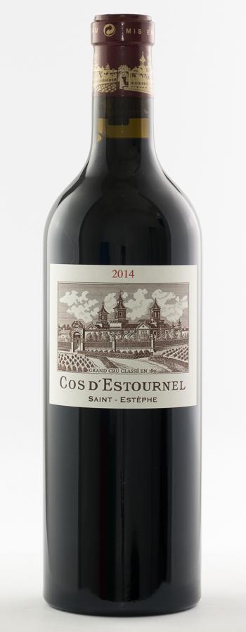 Château Cos d´Estournel Weinflasche