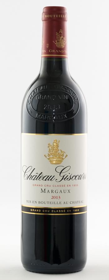 Château Giscours Weinflasche