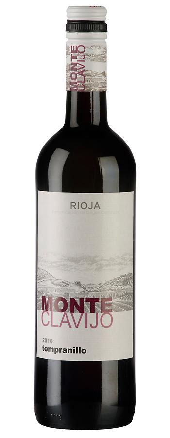 Monte Clavijo Tempranillo tinto Weinflasche