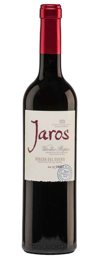 Jaros Weinflasche
