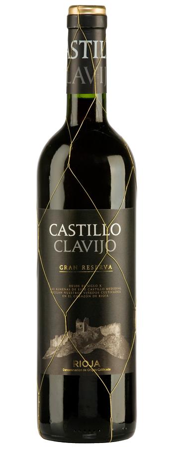 Gran Reserva Rioja Weinflasche