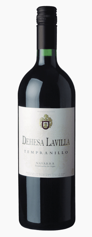 "Tempranillo ""Dehesa Lavilla"" Weinflasche"