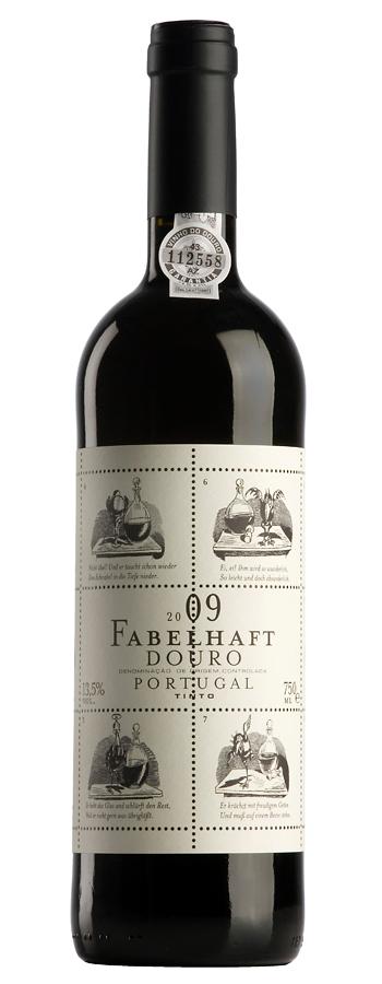 Fabelhaft Weinflasche