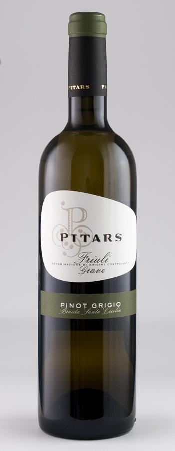 Pinot Grigio del Friuli Weinflasche