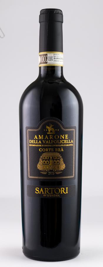"""""""Corte Brà"""" Amarone DOCG Weinflasche"""