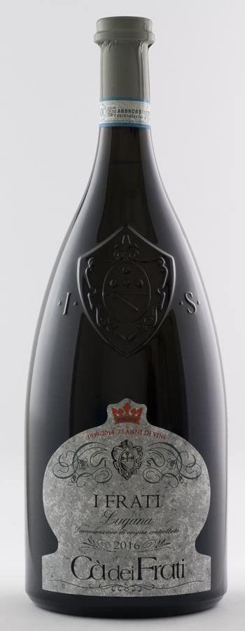Lugana Magnum Weinflasche