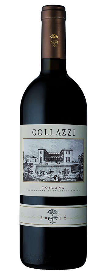 Collazzi Toscana IGT Weinflasche