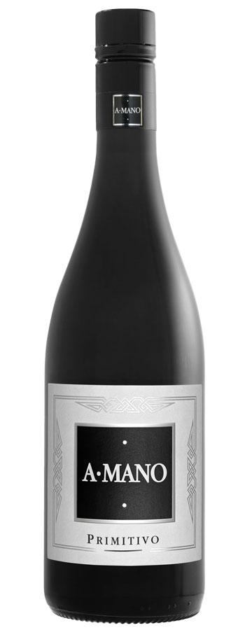 Primitivo di Puglia Weinflasche