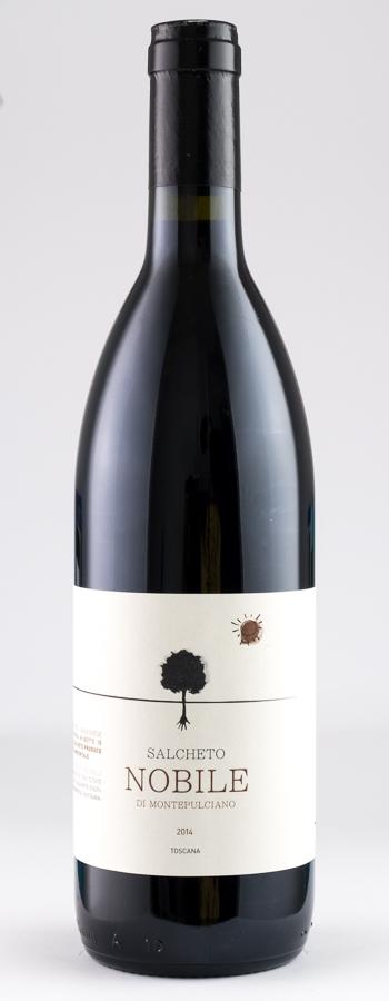 Vino Nobile di Montepulciano Weinflasche