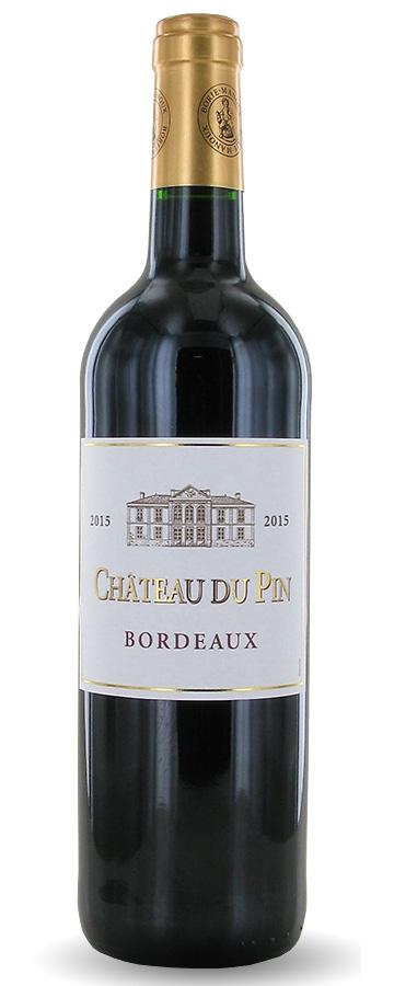 Château du Pin Weinflasche
