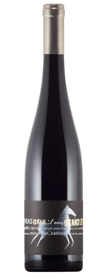 Tempranillo Weinflasche