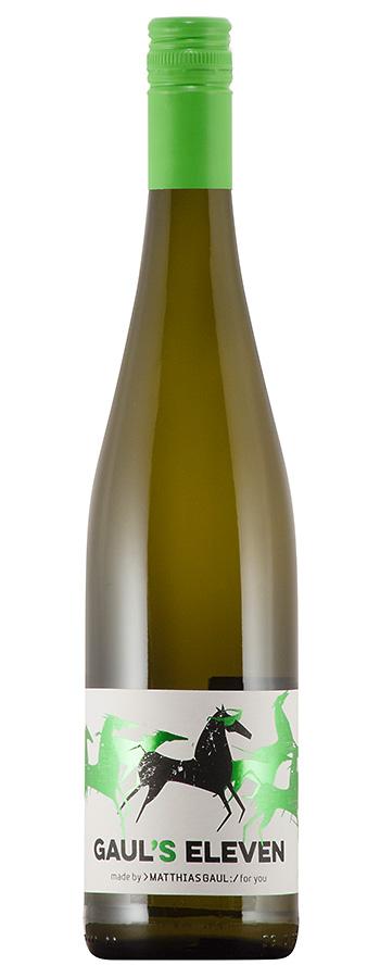 Gauls Eleven Weinflasche