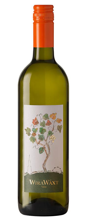 WiraWaxt Winer Gemischter Satz Weinflasche