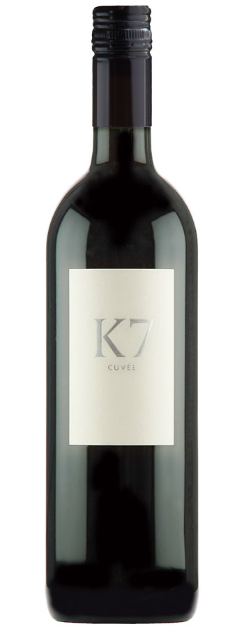 K7 Cuvée Weinflasche