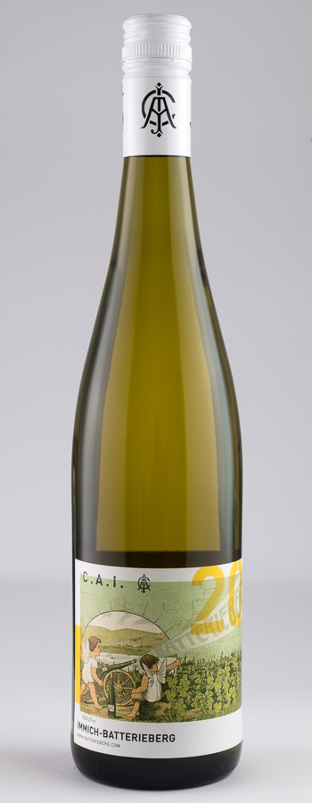 C.A.I. Riesling Kabinett Weinflasche