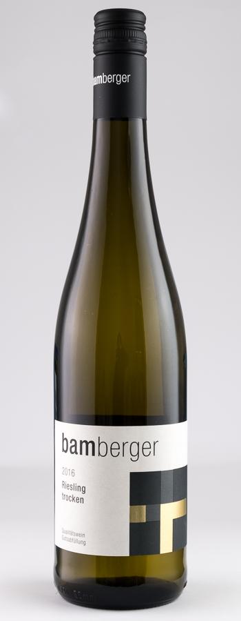 Gutswein Riesling Weinflasche